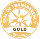 Guidestar gold ranked charity